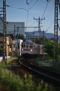 電車の写真・画像素材[1383671]