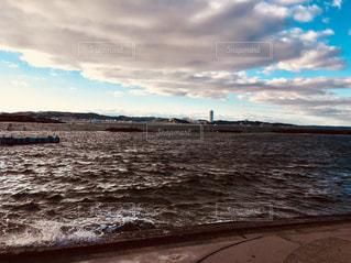 海と空の写真・画像素材[1394329]