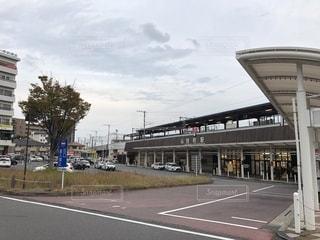 別府駅前の写真・画像素材[1603300]