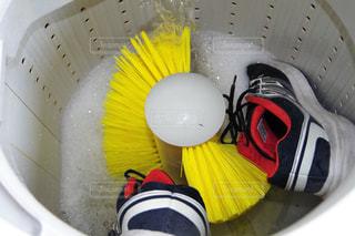 洗濯機の写真・画像素材[2055939]