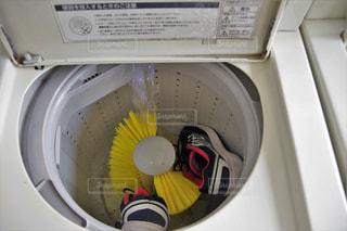 洗濯機の写真・画像素材[2055940]