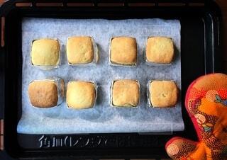冬瓜の台湾パイナップルケーキ風 焼き上がりました!の写真・画像素材[3717575]