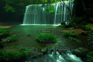 裏見の滝の写真・画像素材[1388658]
