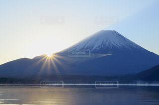 富士の日の出の写真・画像素材[1391959]