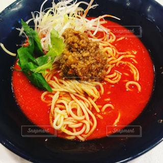 冷やし坦々麺の写真・画像素材[1395025]