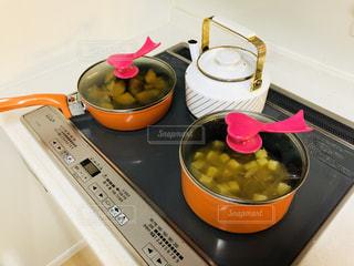 今夜のキッチンの写真・画像素材[1391750]