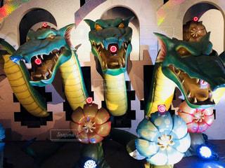 ドラゴンの集まりの写真・画像素材[1450841]