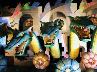 ドラゴンの集まりの写真・画像素材[1450842]