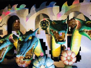 ドラゴンの写真・画像素材[1450843]