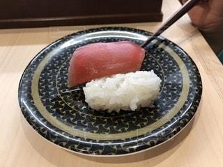 寿司 握り まぐろの写真・画像素材[1637143]