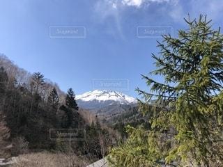 乗鞍岳の写真・画像素材[2087842]