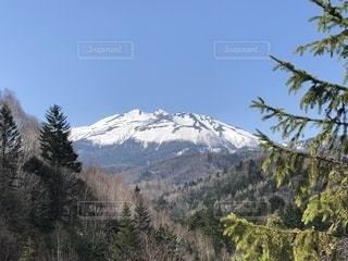 乗鞍岳の写真・画像素材[2087843]