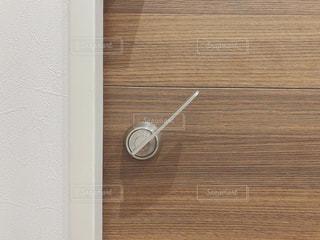 ドアのかぎの写真・画像素材[2111745]