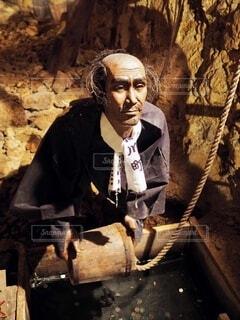 重労働により人の心を失った坑夫たち②の写真・画像素材[4168715]