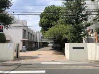 神代高校の写真・画像素材[1403168]