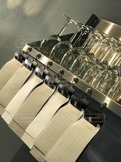 ワイングラスと…の写真・画像素材[1391008]