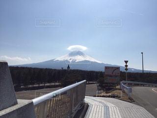 富士山 天使の輪の写真・画像素材[1388122]
