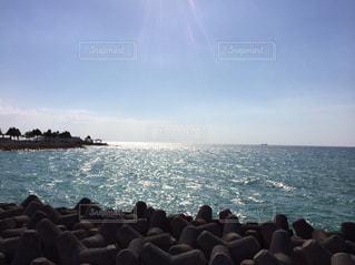 海の写真・画像素材[1388997]