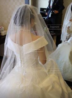 結婚式の写真・画像素材[449967]