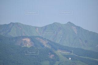 壮大な山の写真・画像素材[1391500]