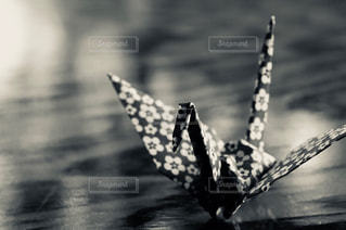 折り鶴の写真・画像素材[1391516]