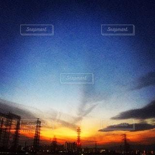 空の写真・画像素材[43994]