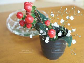 クリスマスっぽい花の写真・画像素材[1639431]