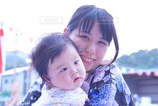 ママと娘の写真・画像素材[1396062]