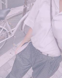 ある日の私服の写真・画像素材[1399240]