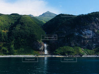 滝の写真・画像素材[1446652]