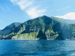 知床の山と海2の写真・画像素材[1446655]