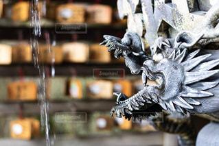 龍と水の写真・画像素材[1397170]