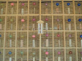 可睡斎風鈴祭りの写真・画像素材[1399016]