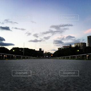 ありの夕暮れの写真・画像素材[1399532]