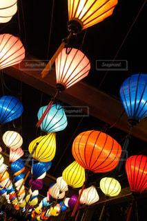 ランタン祭りの写真・画像素材[1416773]