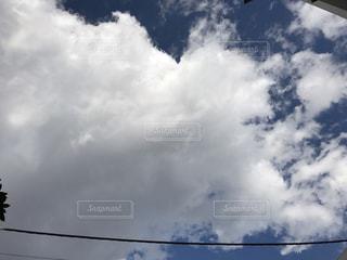 青空と雲の写真・画像素材[1401552]