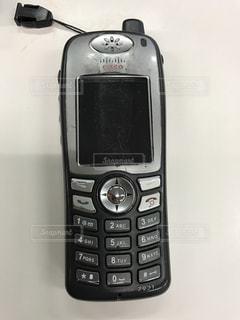 近くにIP携帯電話のの写真・画像素材[1401609]
