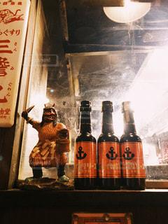 ビールの瓶の写真・画像素材[1401417]
