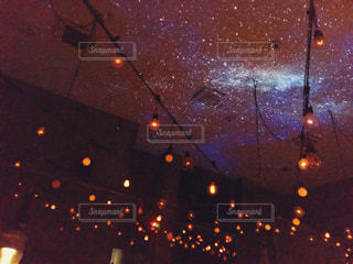 夜の街の写真・画像素材[1706981]