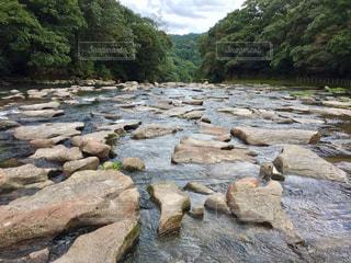 関之尾滝(宮崎県都城市)の写真・画像素材[1401436]