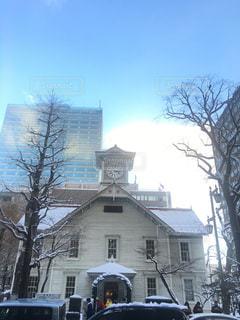 札幌市時計台の写真・画像素材[1404634]