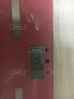 体重計の写真・画像素材[1405247]