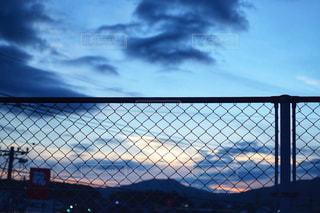フェンスの写真・画像素材[1403348]