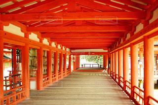 厳島神社の写真・画像素材[1412902]