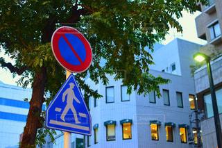 道路標識の写真・画像素材[1534456]