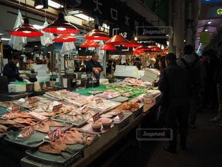 海鮮市場の写真・画像素材[1403523]