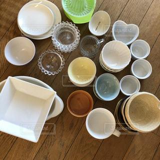 食器の断捨離の写真・画像素材[1477714]