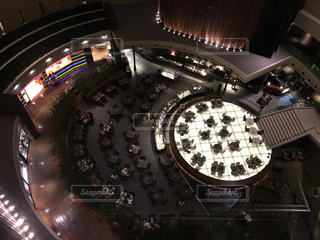 ホテルのレストランの写真・画像素材[1413357]