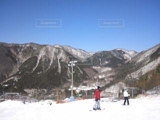 スノーボードの写真・画像素材[1406369]