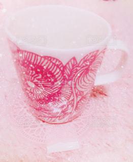一杯のコーヒーの写真・画像素材[1408199]